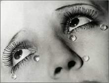 329: MAN RAY - Larmes de Verre (Glass Tears)