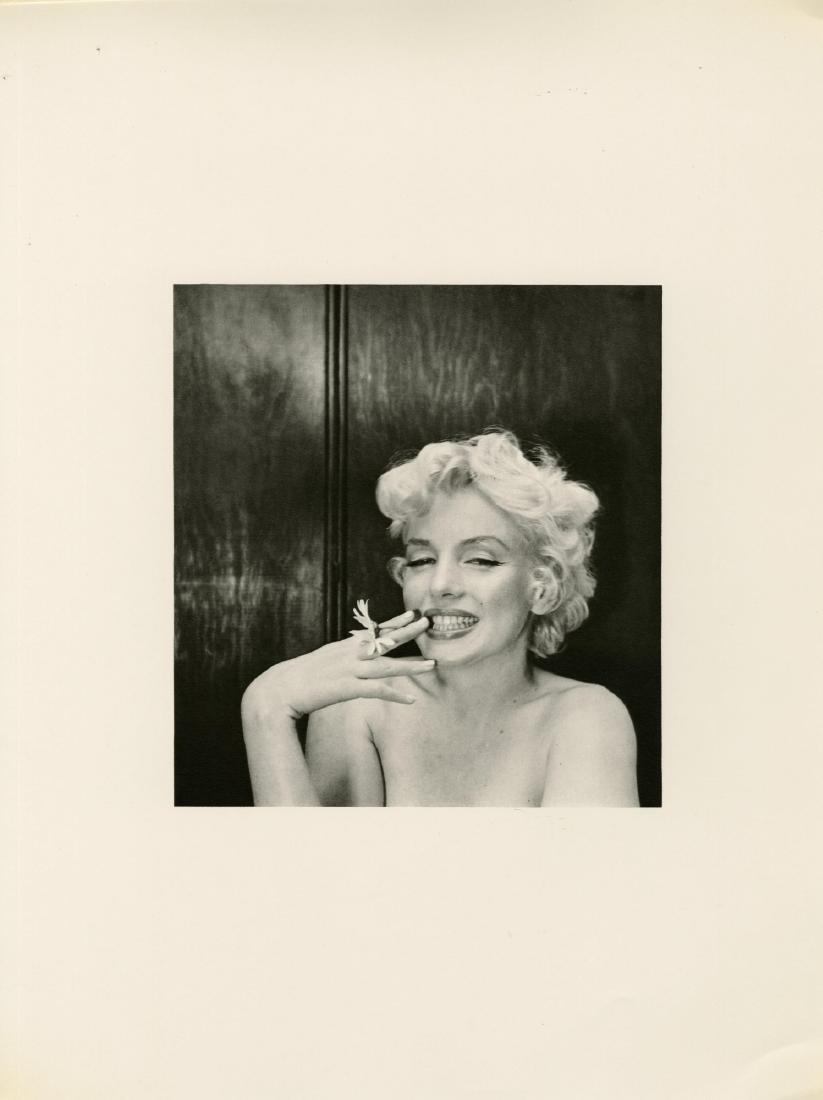 359: CECIL BEATON - Marilyn Monroe 1956 #1