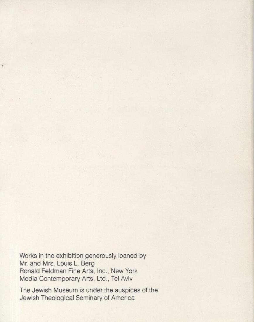 1192: ANDY WARHOL - Ten Portraits of Jews of the - 9