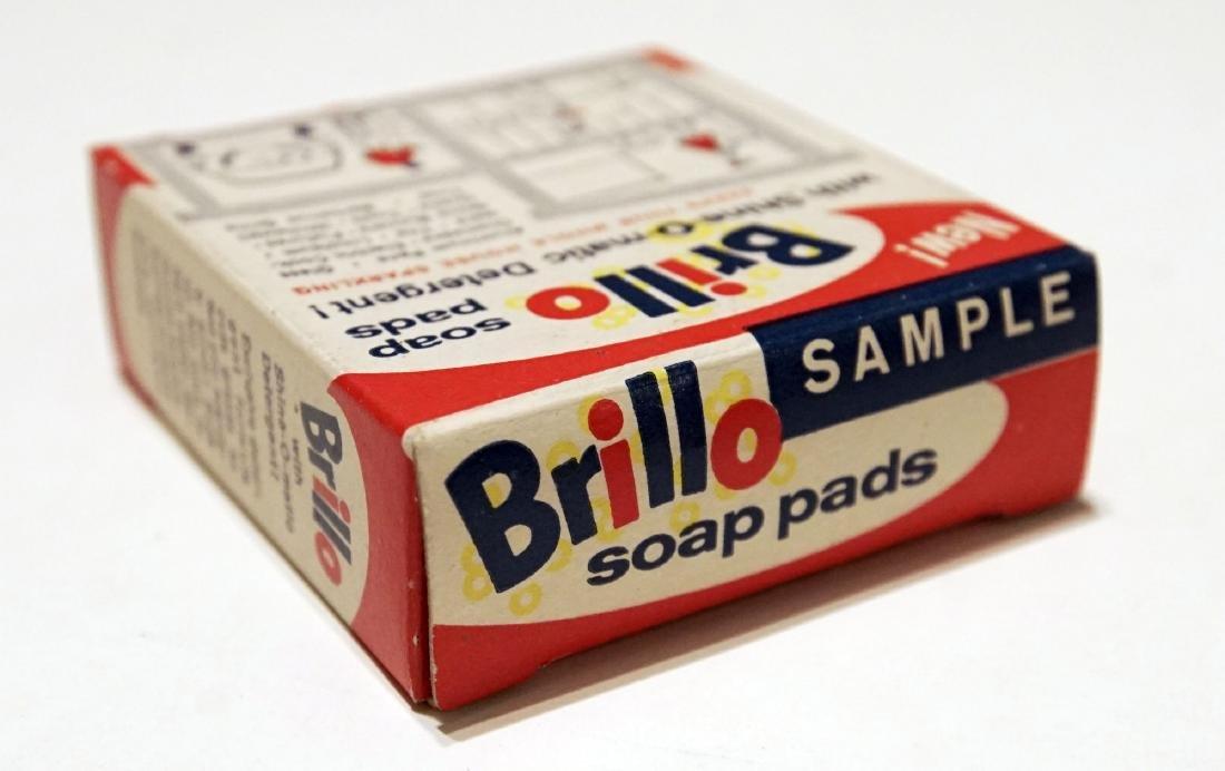 1348: ANDY WARHOL - Brillo Box #1 - 3