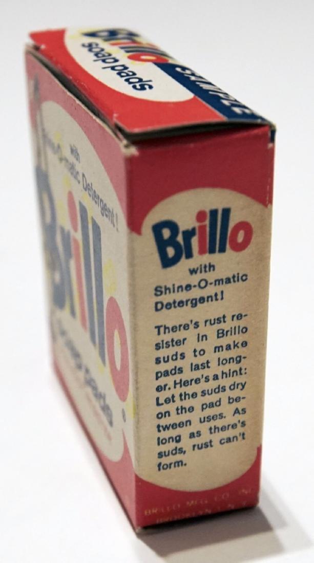 1348: ANDY WARHOL - Brillo Box #1 - 6