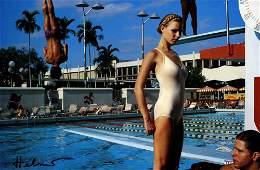 HELMUT NEWTON - University of Miami, Fashion, New York