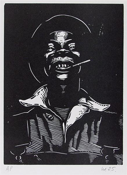 20: AFRICAN AMERICAN PRINTMAKERS [SMITH, WILLIAM E.] (A