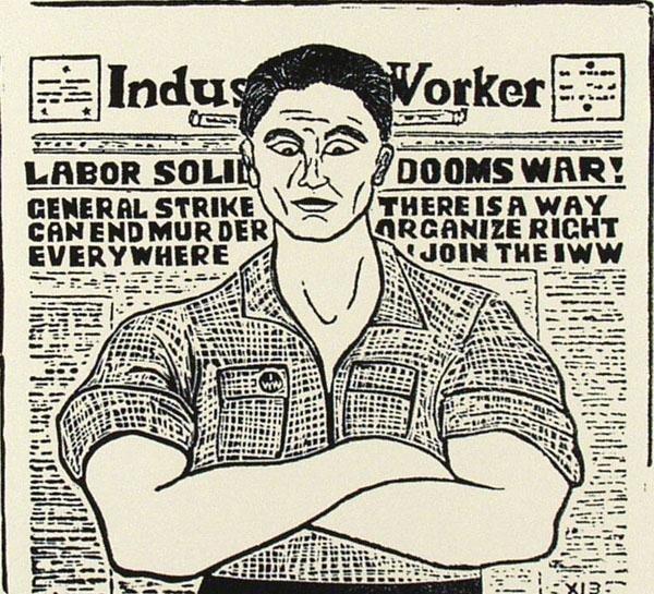 "6: AMERICAN PRINTMAKER (""HENK""), 20TH CENTURY (American"