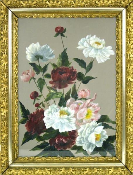 10: AMERICAN SCHOOL [19TH CENTURY] Oil on canvas