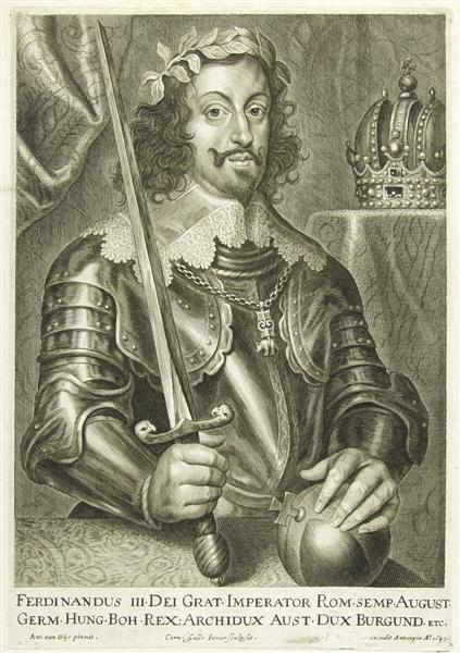 24: CORNELIS GALLE (Flemish) Engraving