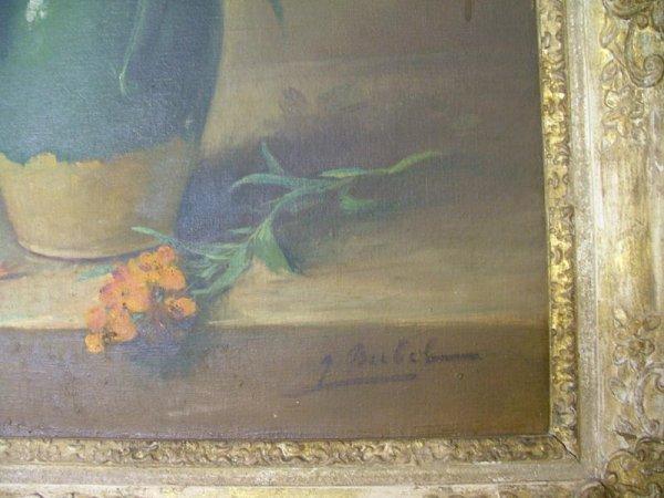93: AMERICAN SCHOOL [19TH CENTURY] Oil on canvas - 4