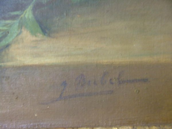 93: AMERICAN SCHOOL [19TH CENTURY] Oil on canvas - 5