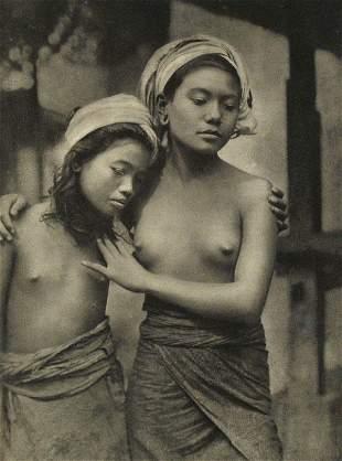 E. O. HOPPE - Balinaises - Original vintage