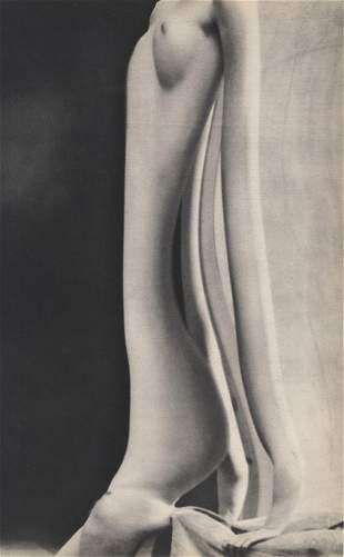 ANDRE KERTESZ - Distorsion femme nue #39 - Original