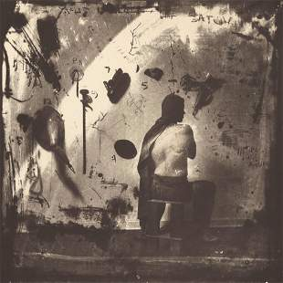JOEL-PETER WITKIN - The Sins of Joan Miro - Original