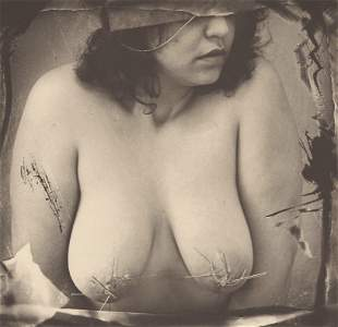 JOEL-PETER WITKIN - Mexican Pin-up - Original