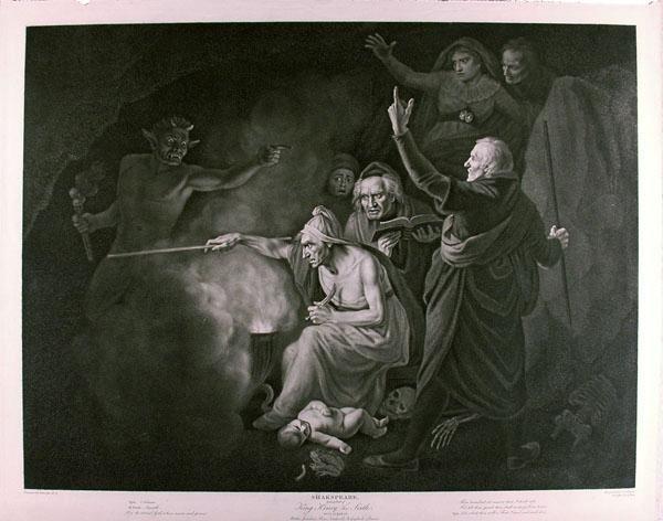 4: JOHN BOYDELL [PUBLISHER] (English) Copperplate engra