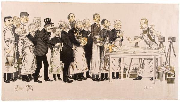 23: ADRIEN BARRERE (French) Original color lithograph p