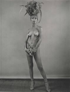 ROBERT MAPPLETHORPE - Nikki Starnes - Original vintage