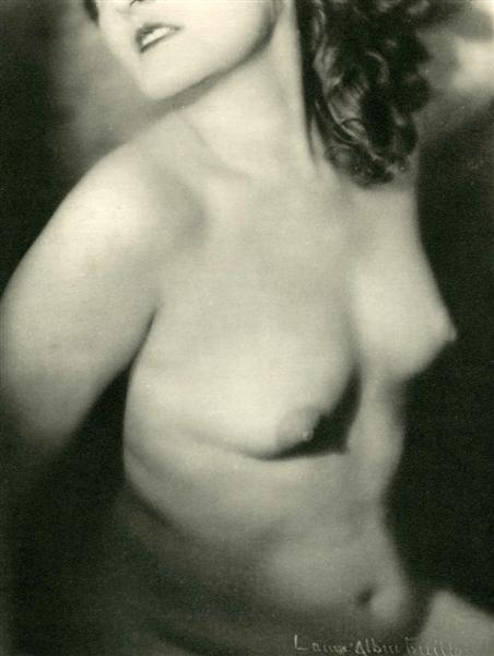 141: LAURE ALBIN-GUILLOT (French) Original vintage phot