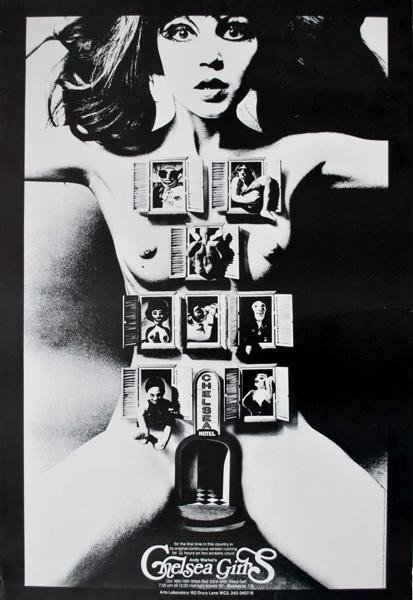 294: ANDY WARHOL (American) Poster