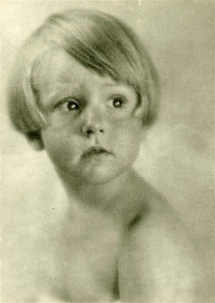 16: LAURE ALBIN-GUILLOT (French) Original vintage photo
