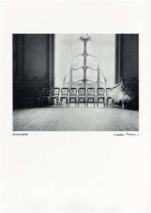 885: SARAH MOON (French) Vintage photogravure