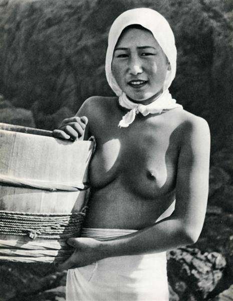 922: HISAO OKAMOTO (Japanese) Original vintage photogra