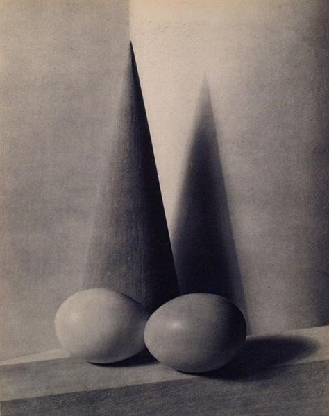 925: PAUL OUTERBRIDGE (American) Original vintage photo