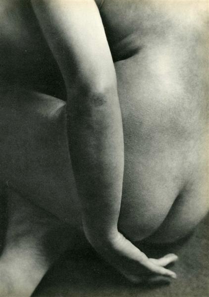 926: PAUL OUTERBRIDGE (American) Original vintage photo