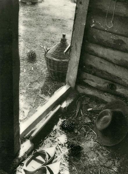 933: ROGER PARRY (French) Original vintage photogravure