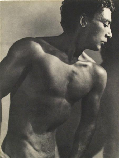9: ARAM ALBAN - Original vintage photogravure