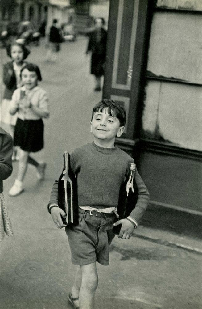 289: HENRI CARTIER-BRESSON - Original vintage photograv