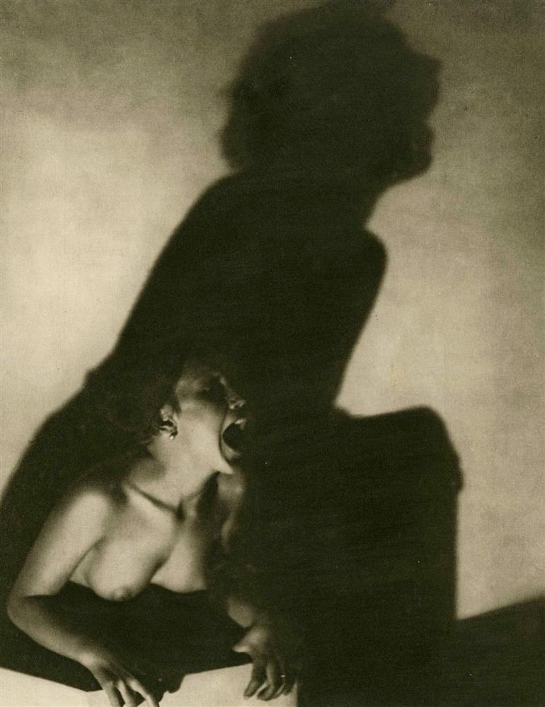 428: FRANTISEK DRTIKOL - Original vintage photogravure