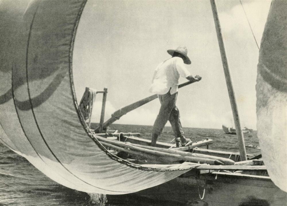 1051: YONOSUKE NATORI - Original vintage photogravure