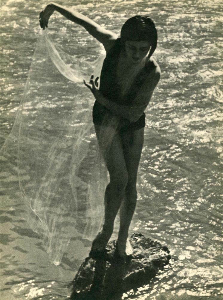 1060: HISAO OKAMOTO - Original vintage photogravure