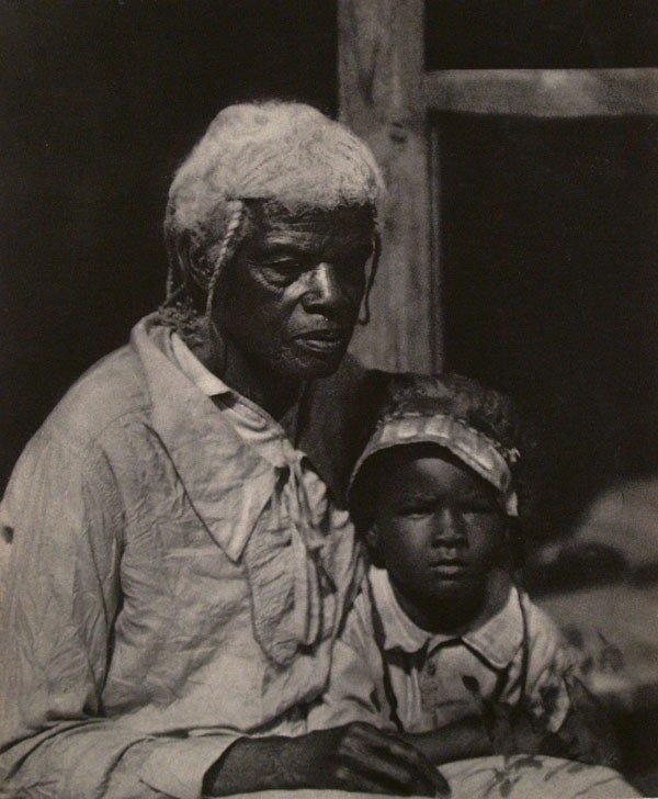 1305: DORIS ULMANN - Original vintage photogravure