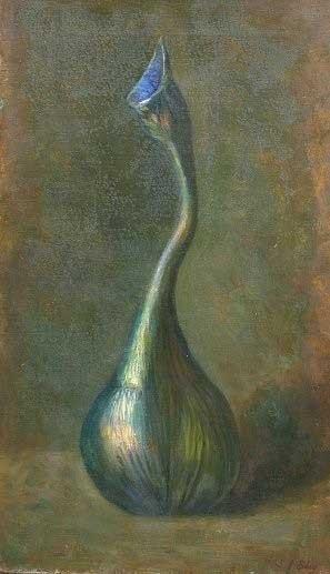 3: SARAH JAMES EDDY - Oil on canvas