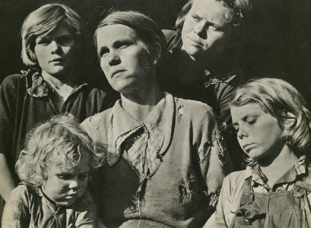 284: MARGARET BOURKE-WHITE - Original vintage photograv