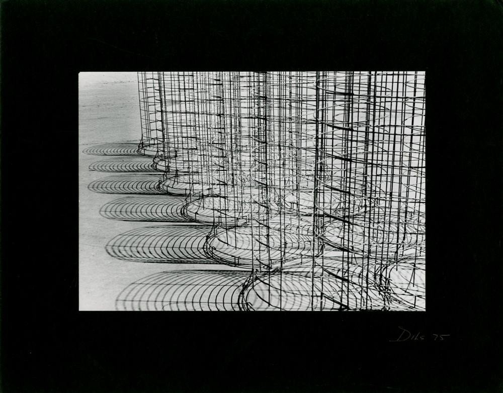 509: HOWARD E. DILS, JR. - Vintage gelatin silver print