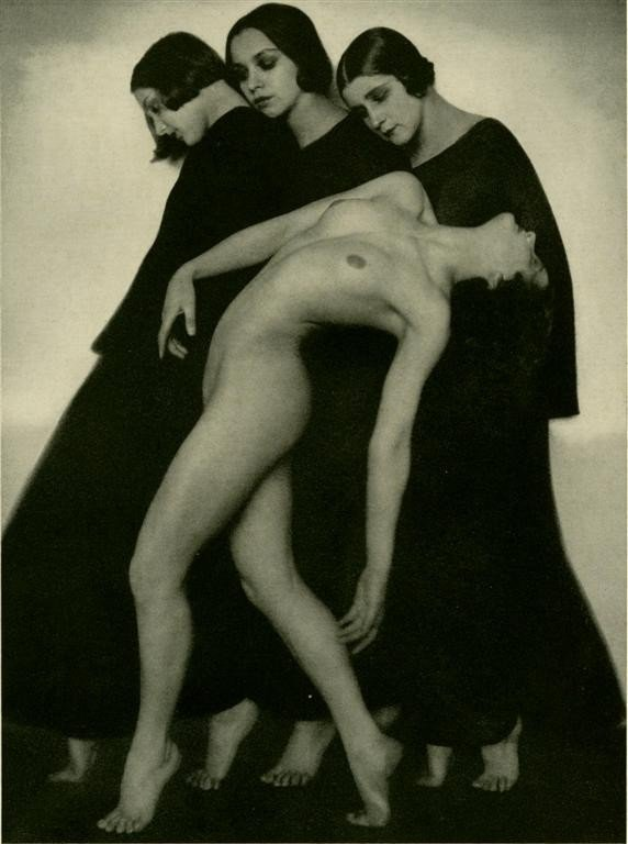 925: RUDOLF KOPPITZ - Original vintage photometalgraph