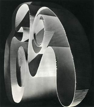 980: HERBERT LIST - Original vintage photogravure