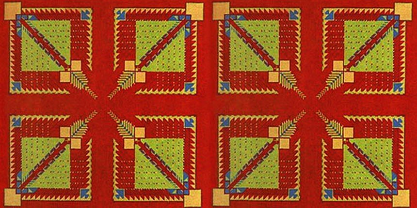 160: FRANK LLOYD WRIGHT/TALIESIN ARCHITECTS - Textile
