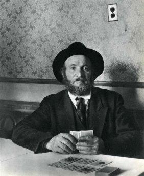 BERENICE ABBOTT - Original Vintage Photogravure