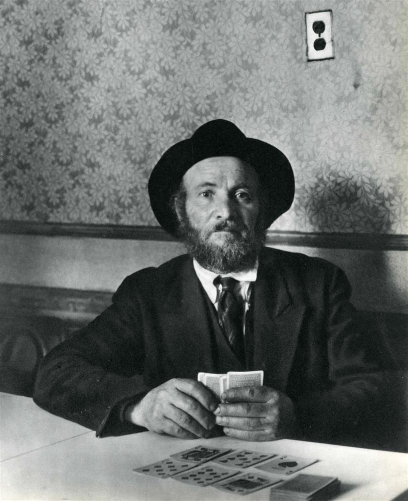 5: BERENICE ABBOTT - Original vintage photogravure