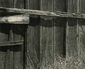 12: ANSEL ADAMS - Original vintage photogravure