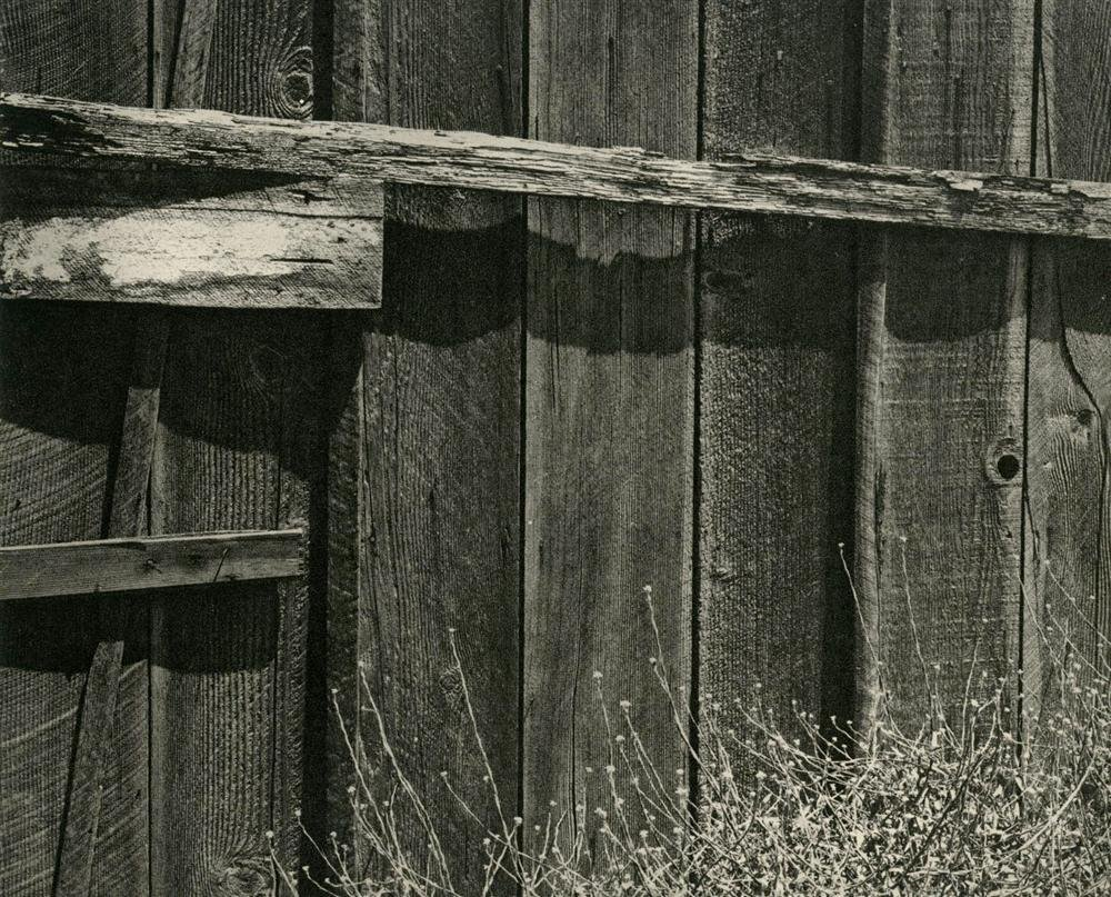 12: ANSEL ADAMS - Original vintage photogravure
