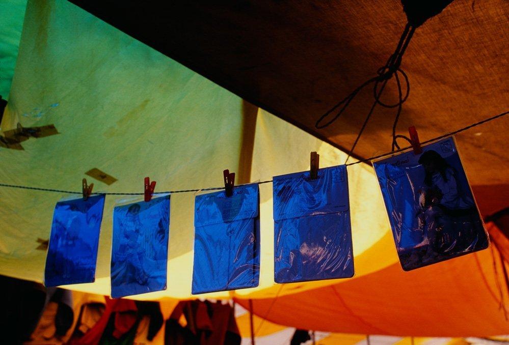 23: PABLO AGUINACO LLANO - Color analogue photograph