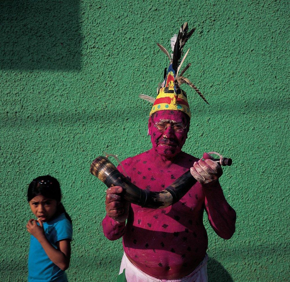 24: PABLO AGUINACO LLANO - Color analogue photograph