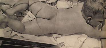 91: HERBERT BAYER - Original vintage photogravure