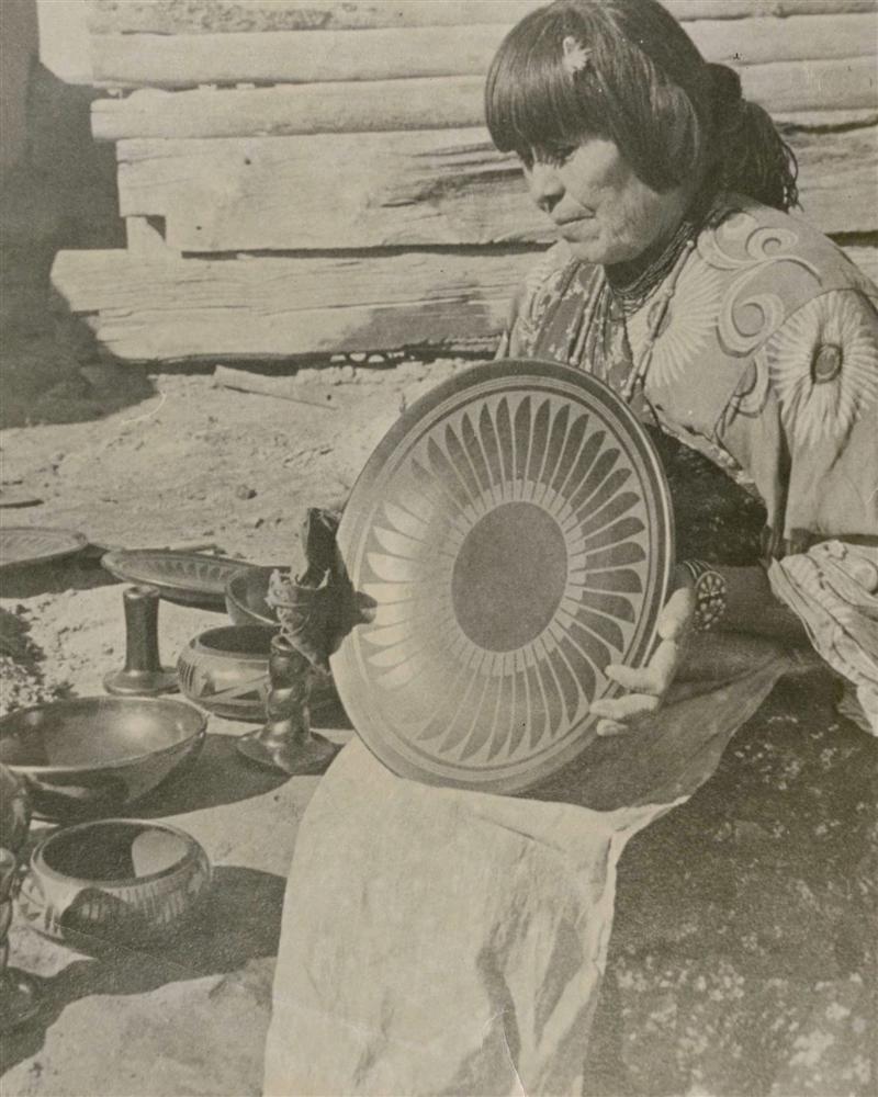 646: LAURA GILPIN - Vintage silver gelatin print