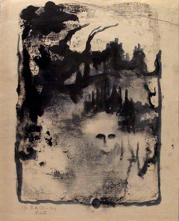 24: SOFIA BASSI - Monoprint