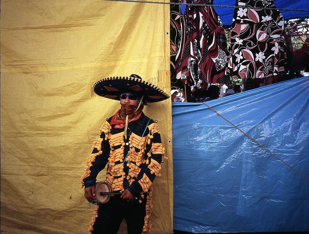 21: PABLO AGUINACO LLANO - Color analogue photograph