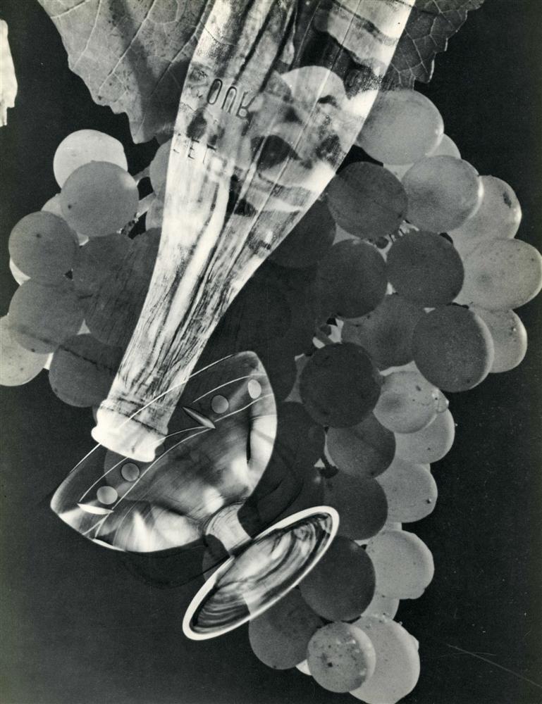 936: G. KARQUEL - Original vintage photogravure